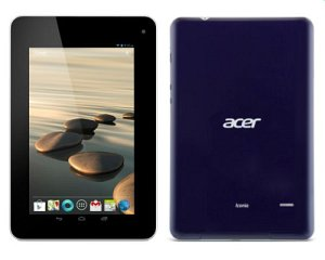 Tablet Acer Iconia Tab B1-710 16GB modrý
